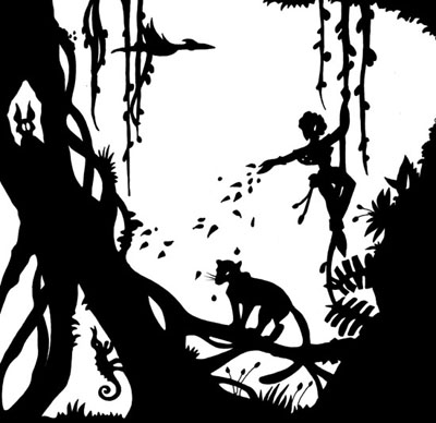 Sheis homepage for Dschungel malen